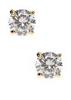 Lauren Ralph Lauren Medium Cubic Zirconia Stud Earrings
