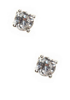 Lauren Ralph Lauren Cubic Zirconia Stud Earrings