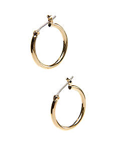 Lauren Ralph Lauren Tube Hoop Earring