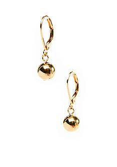 Lauren Ralph Lauren Ball Drop Earrings