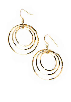 Lauren Ralph Lauren Small Gypsy Hoop Earrings