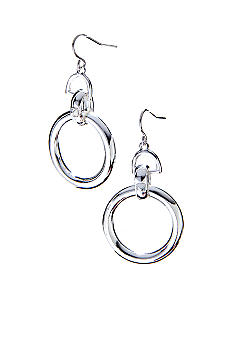 Lauren Ralph Lauren Ring Drop Earrings
