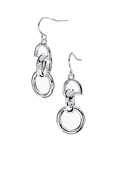 Lauren Ralph Lauren Small Ring Drop Earrings