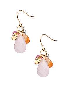 Lauren Ralph Lauren Bead Cluster Earrings