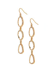 Lauren Ralph Lauren Triple Drop Earrings