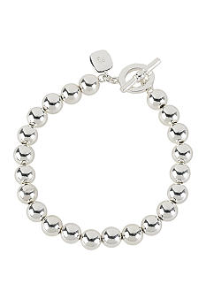 Lauren Ralph Lauren 8mm Beaded Bracelet with Toggle