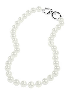 Lauren Ralph Lauren 10-mm.Pearl Necklace