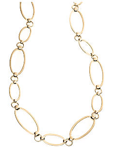 Lauren Ralph Lauren Oval Link Necklace