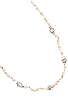 Lauren Ralph Lauren Beaded Necklace<br>