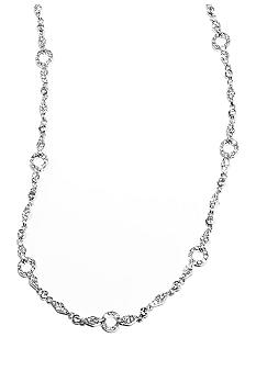 Lauren Ralph Lauren Deco Pave Necklace