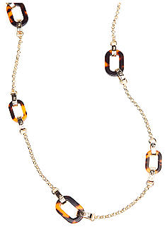 Lauren Ralph Lauren Tortoise Illusion Necklace