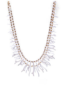 Lauren Ralph Lauren Two Row Branch Necklace