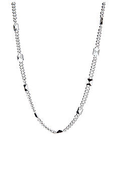 Lauren Ralph Lauren Pyramid Stud Bar Stations Necklace