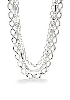 Lauren Ralph Lauren Multi Chain Necklace