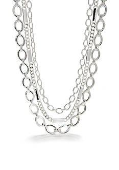 Lauren Ralph Lauren Multi Chain Necklace