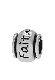 Belk Silverworks Faith Originality Bead