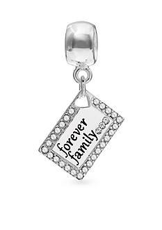 Belk Silverworks Sterling Silver Forever Family Envelope Originality Bead