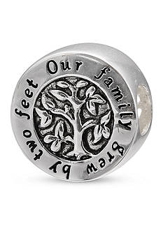 Belk Silverworks Family Tree Originality Bead