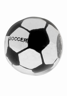 Belk Silverworks Soccer Ball Originality Bead