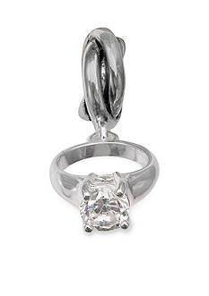 Belk Silverworks Sterling Silver Ring Originality Bead