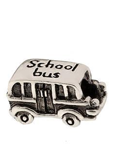 Belk Silverworks School Bus Originality Bead