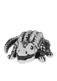 Belk Silverworks Alligator Originality Bead
