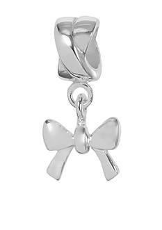 Belk Silverworks Bow Originality Bead