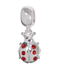 Belk Silverworks Ladybug Originality Charm