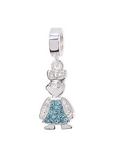 Belk Silverworks March Girl Originality Charm