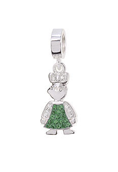 Belk Silverworks May Girl Originality Bead