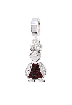 Belk Silverworks January Girl Originality Bead