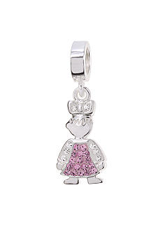 Belk Silverworks October Girl Originality Bead Charm