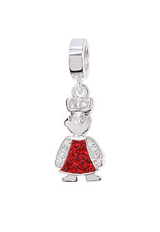 Belk Silverworks July Girl Originality Bead Charm