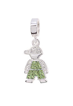 Belk Silverworks August Boy Originality Bead Charm