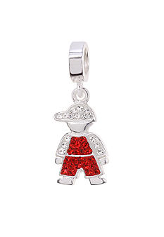 Belk Silverworks July Boy Originality Bead Charm