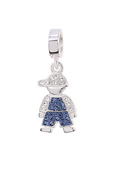 Belk Silverworks September Boy Originality Bead Charm