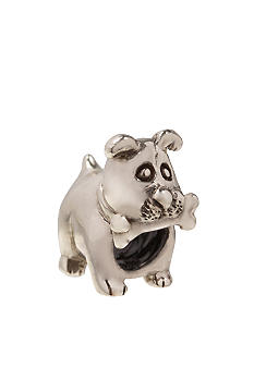 Belk Silverworks Dog with Bone Originality Bead