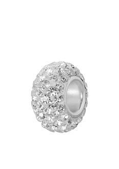 Belk Silverworks Clear Crystal Originality Bead