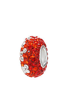 Red Tonal Crystal Originality Bead