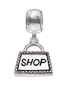 Belk Silverworks Sterling Silver Oxidized Shop Bag Originality Bead