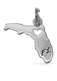 Belk Silverworks Charm Bar Florida Charm