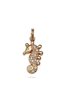 Belk Silverworks Charm Bar Seahorse Charm