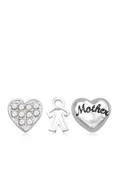 Belk Silverworks Charming Lockets My Little Prince Set of Three Charms