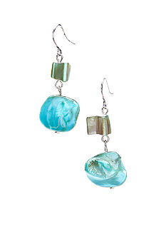 Kim Rogers Ikat Collection Earrings