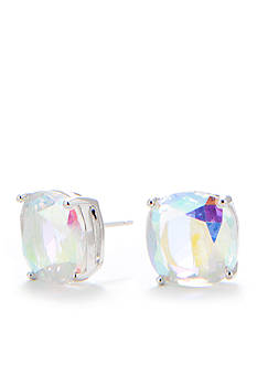 kate spade new york Small Square Iridescent Stud Earring
