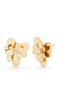 kate spade new york Pansy Blossoms Stud Earring
