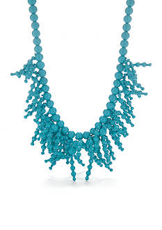 kate spade new york Fringe Appeal Necklace