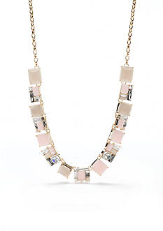 kate spade new york Blush Tones Collar Necklace