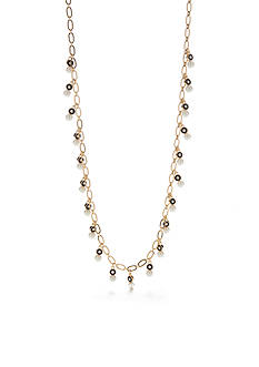 kate spade new york Pearly Delight Long Necklace