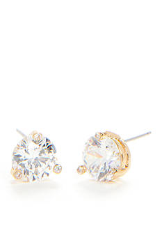 kate spade new york Rise and Shine Crystal Stud Earrings